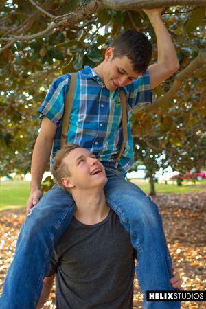 Noah White and Wyatt Walker 23
