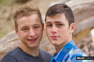 Noah White and Wyatt Walker 32