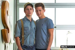 Helix Studios - Tyler Hill and Wyatt Walker 13