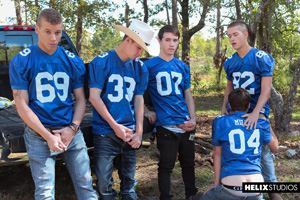 Zach Taylor, Colton James, Sean Ford, Joey Mills, Corbin Colby 23