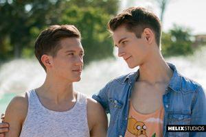 Tyler Hill and Trevor Harris 23