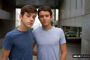 Evan Parker and Joey Mills 3