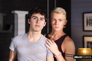 Jeremy Price and Xavier Ryan 23