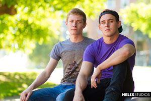 Josh Brady and Garrett Graves 1