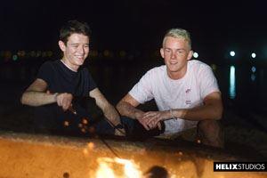 Evan Parker and Jeremy Price 12