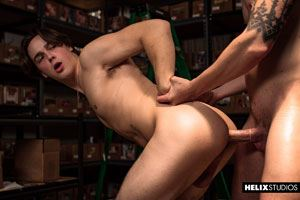 Helix hotties Lukas Grande and Justin Owen 31