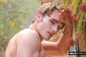 Sexy surfer Luke Wilder 8