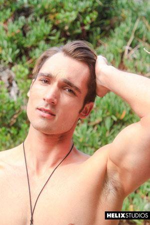 Sexy surfer Luke Wilder 10