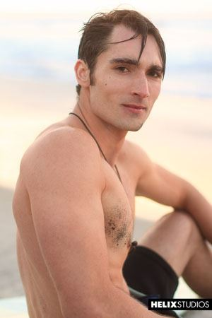Sexy surfer Luke Wilder 15