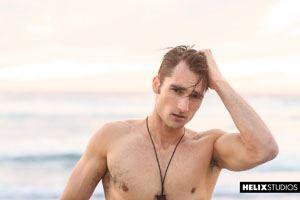 Sexy surfer Luke Wilder 16