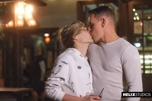 Kyle Ross and Shane Cook in Priorities on Helix Studios 25