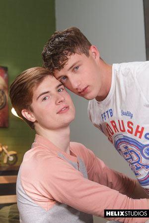 Cameron Parks and Travis Berkley 22