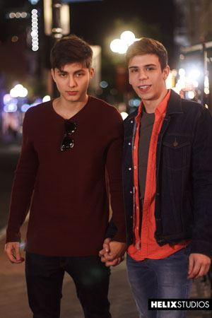 Landon Vega and Angel Rivera 12