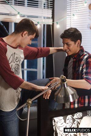 Aiden Garcia and Ben Masters 22