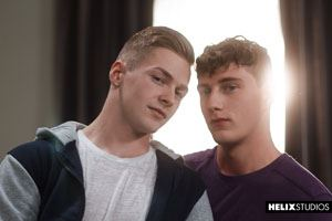 Cameron Parks and Preston Hale 12