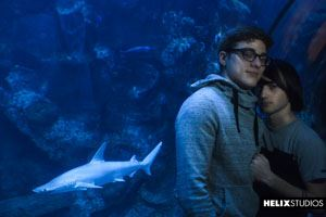 Aquarium - Cole Claire and Blake Mitchell