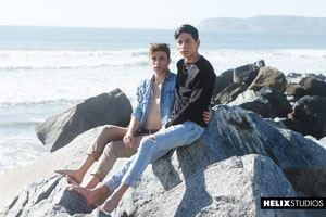 Aiden Garcia and Landon Vega 22