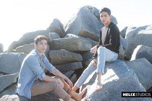 Aiden Garcia and Landon Vega 23
