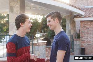 Travis Berkley and Collin Adams 12