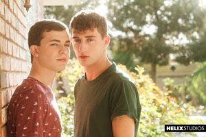 Cameron Parks and Collin Adams 23