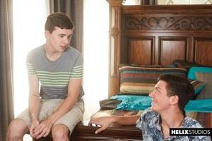 Collin Adams and Jared Scott 27