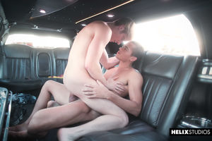 Limo Lust - Max Carter and Ashton Summers