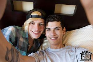 Justin Cross and Kayden Alexander 15