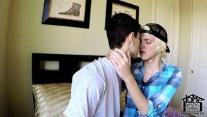 Justin Cross and Kayden Alexander 18