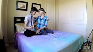 Justin Cross and Kayden Alexander 19