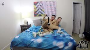 Connor Jacobs Cums Deep In Trey Ryan on HomeMadeTwinks.com 4
