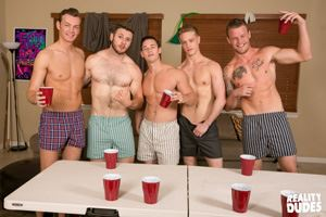 College jocks Chase, John Culver, Ken, Shawn Reeve and Tobias 8