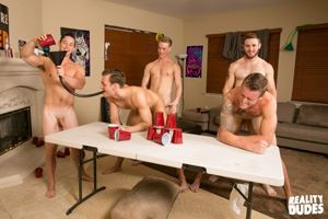 College jocks Chase, John Culver, Ken, Shawn Reeve and Tobias 25
