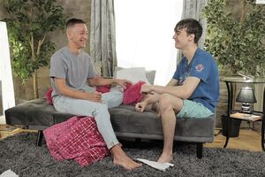 Josh Evans and Patrik Roa 2