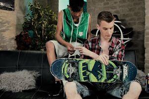 Jakob Sky and Nick Fox 2