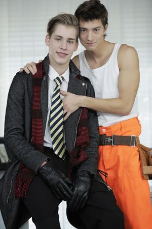 Joshua Levy and Martin Rivers 12