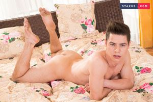 Jake Stark, Ron Negba and Vittorio Vega 13